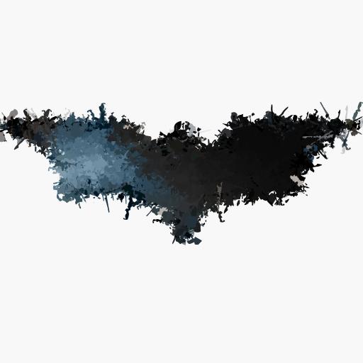 Generative Paintings Batman